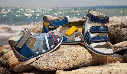 Як вибрати взуття для дитини  81a28b8583311