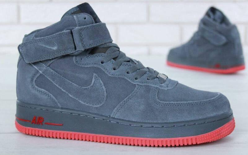 64ff8948 Кроссовки Nike Air Force WINTER