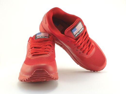 06c9c5c5e28d Кроссовки Женские Nike Air Max 90 Hyperfuse Red купить в TEMPOSHOP.