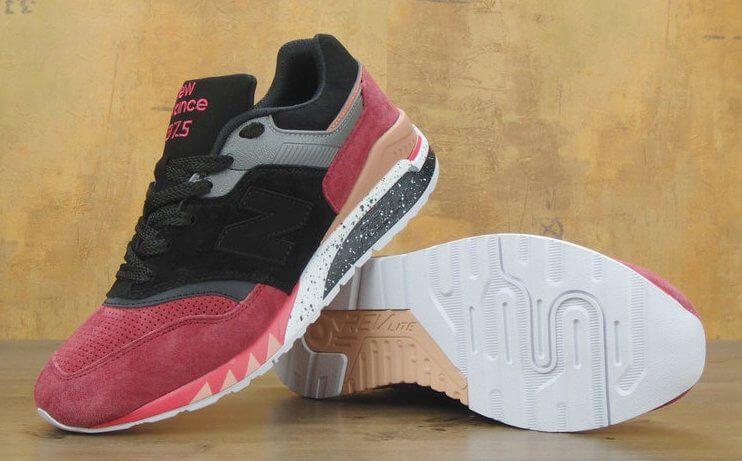sale retailer 401a1 2950b Кроссовки Sneaker Freaker x New Balance 997.5 Tassie Tiger