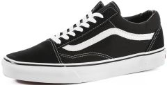 "Кеды Vans Old Skool Suede ""Black/White"""
