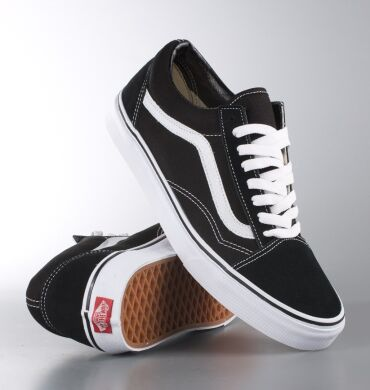 "купить Кеды Vans Old Skool Suede ""Black/White"" в Украине"