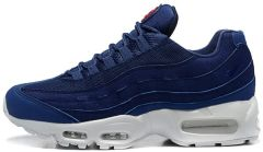 "Кроссовки Nike Air Max 95 Stussy ""Loyal Blue/White"""