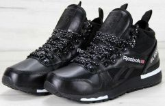 "Кроссовки Reebok GL 6000 HI Leather ""Black"""