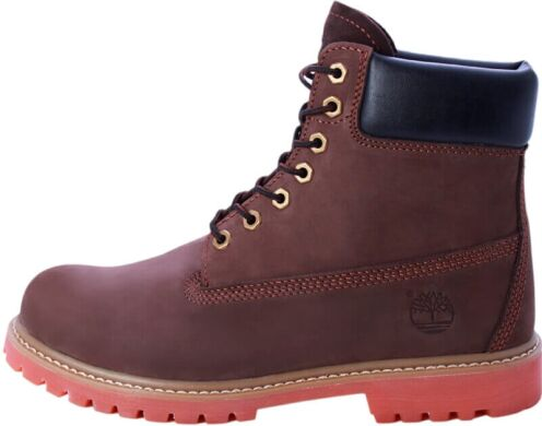 Ботинки Timberland 6-INCH Brown купить в TEMPOSHOP. f2e17c784cc