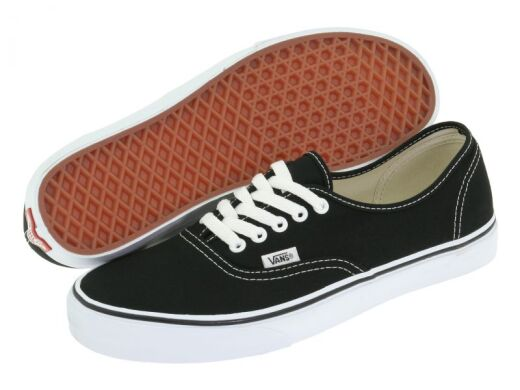 купить Кеды Vans Authentic Black в Украине