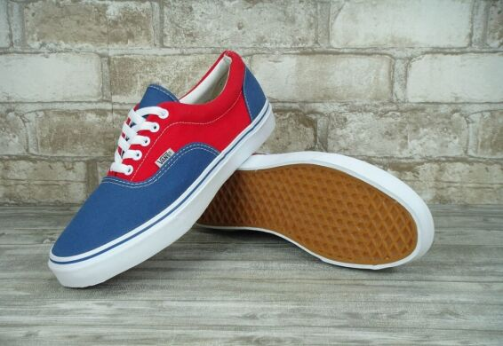 "купить Кеды Vans ERA ""Blue/Red"" в Украине"