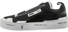 "Кроссовки Puma Court Play SlipOn x UEG ""Black/White"""