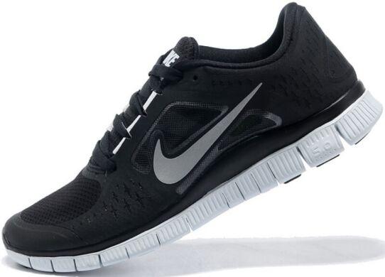 ee2407d3007 Кроссовки Nike Free Run 5.0 Black купить в TEMPOSHOP.