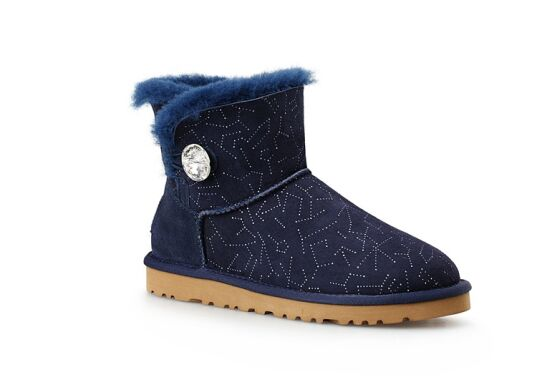 купить UGG Bailey Button Mini Bling Constellation Navy в Украине