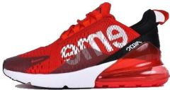 "Кроссовки Nike Air Max 270 Supreme ""Red/White"""