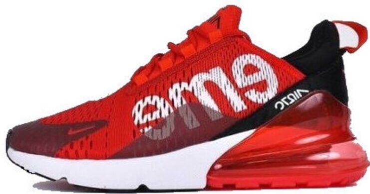 Кроссовки Nike Air Max 270 Supreme
