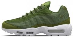 "Кросівки Nike Air Max 95 Stussy ""Oliv Green/White"""