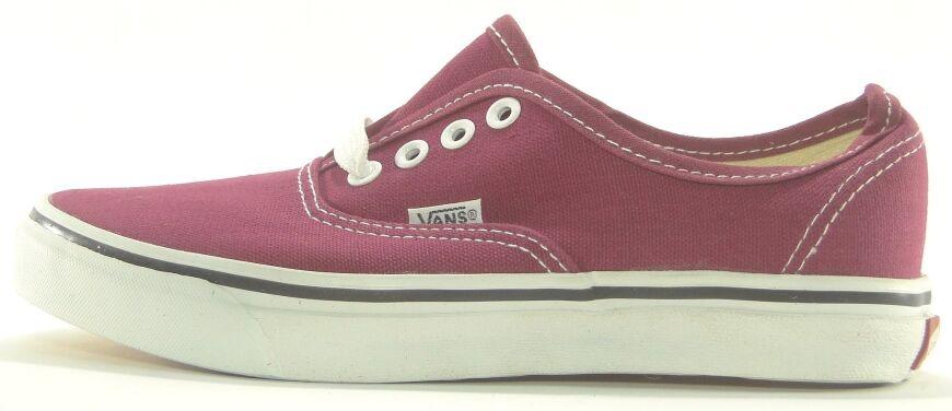 Кеды Vans Authentic Crimson купить в TEMPOSHOP. e70356ee766