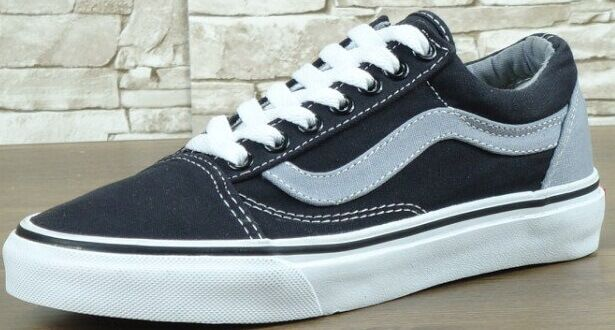 "купить Кеды Vans Old Skool Suede ""Navy/Light Grey"" в Украине"