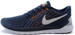 Кроссовки Nike Free Run 5.0 2015 Dark Blue
