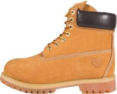 Ботинки Timberland Yellow (С МЕХОМ)