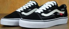 "Кеди Vans Old Skool PRO ""Black/White"""