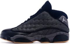 "Кроссовки Nike Air Jordan 13 Low Quai 54 ""Black/Grey/White"""
