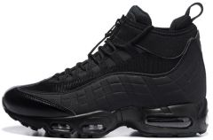 "Кроссовки Nike Air Max 95 Sneakerboot ""Black Out"""