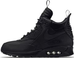 "Кроссовки Nike Air Max 90 Winter Sneakerboot ""Triple Black"""