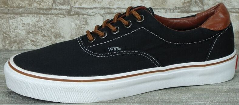 "купить Кеды Vans C&L ERA ""Black/Brown"" в Украине"
