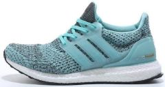 "Кросівки Adidas Ultra Boost 3.0 ""Mint/Grey"""
