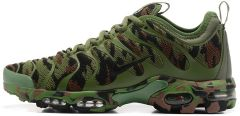 "Кроссовки Nike Air Max Plus TN Ultra Camo ""Military Green"""