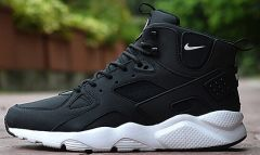 "Кроссовки Nike Huarache Winter ""Black"""