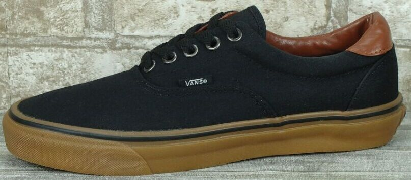 "купить Кеды Vans C&L ERA ""Black/Brown/Gum"" в Украине"