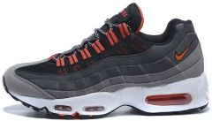 "Кросівки Nike Air Max 95 ""Grey/Black/Orange"""