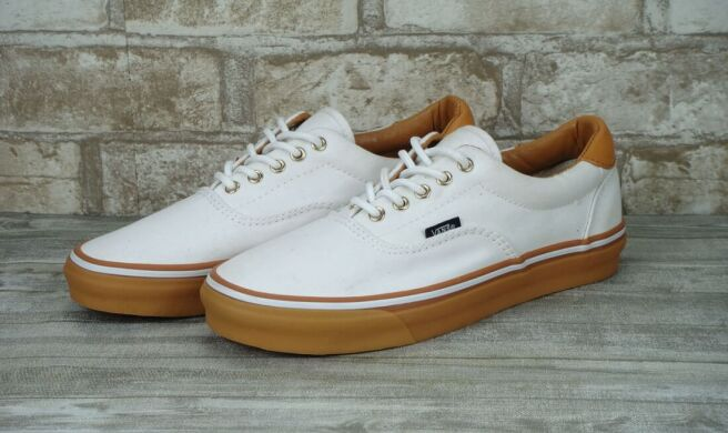 "купить Кеды Vans C&L ERA ""White/Gum"" в Украине"