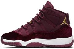 "Кроссовки Nike Air Jordan 11 Heiress ""Bordo"""