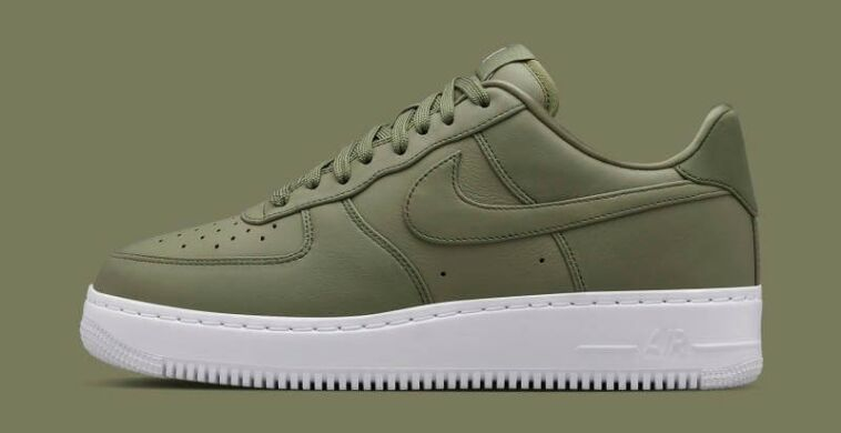 c8abc3bd ... real nikelab air force 1 mid low olive green a2e2c 64d2f ireland nike  ...
