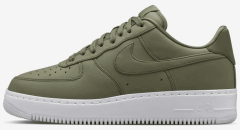 "Кроссовки NikeLab Air Force 1 Mid Low ""Olive Green"""