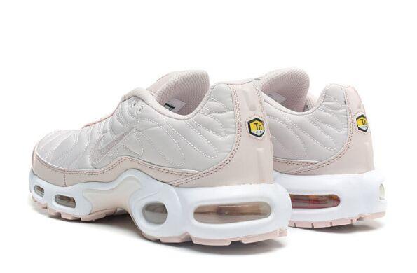 6f757530a3f3 ... italy nike air max plus satin white pink 43343 cbe20