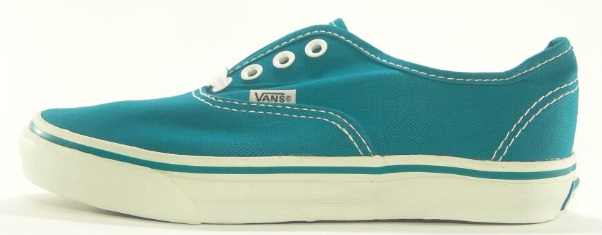 Кеды Vans Authentic Turquoise купить в TEMPOSHOP. bc286887ef5d8