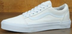 "Кеды Vans Old Skool ""Pure White"""