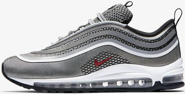 кроссовки Nike Air Max 97 Ultra 17 Silver Bullet купить в Temposhop