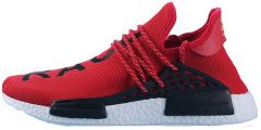 "Кроссовки Adidas NMD PW Human Race ""Scarlet Red"""