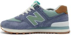 "Кроссовки New Balance Buty 574 ""Beach Cruiser/Pack Blue"""