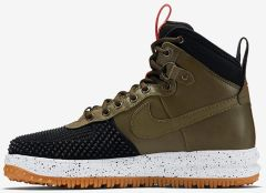 "Кросівки Nike Lunar Force 1 Duckboot ""Green/Black"""
