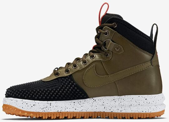 0525d06f Кроссовки Nike Lunar Force 1 Duckboot