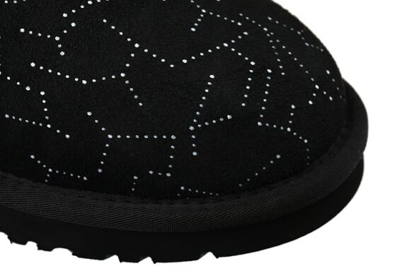 купити Уггі Bailey Button Mini Bling Constellation Black в Україні