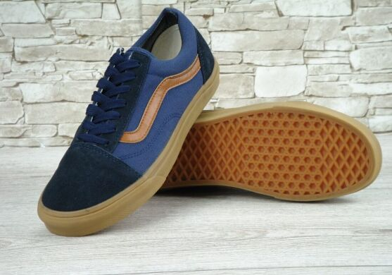 "купить Кеды Vans Old Skool Suede ""Black/Grey/Gum"" в Украине"