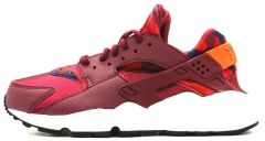 "Кросівки Nike Air Huarache Run Print ""Deep Garnet & Bright Crimson"""