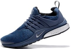 "Кроссовки Nike Air Presto QS Fleece ""Navy Blue/Silver"""