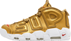 "Кроссовки Nike Air More Uptempo ""Gold"""