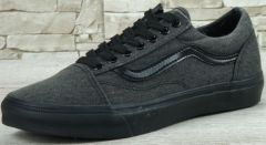 "Кеды Vans Old Skool ""Dark Grey/Black"""