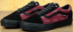 "Кеды Vans Old Skool PRO ""Port Royale/Black"""
